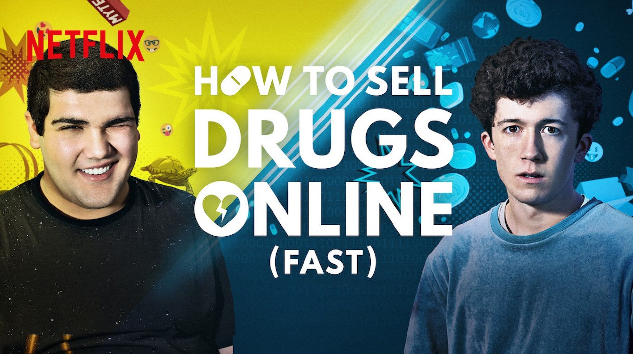 how-to-sell-drugs-online-poster